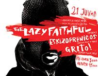 O Festival Sem Nome 2013 - Poster Set