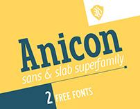 Anicon family (2 FREE)