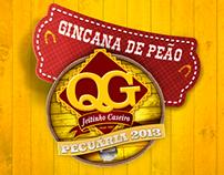 QG Jeitinho Caseiro (Gincana de Peão -  Pecuária 2013)
