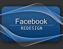 Facebook Redesign | 2017