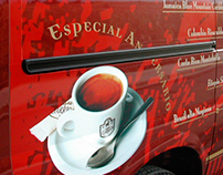 Packaging per Cafès Garriga