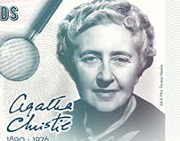 Independent on Sunday Agatha Christie £5