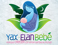 Yax Elan Bebé Logo