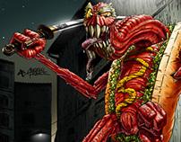 """""""O Monstro Souza"""" (2012)"""