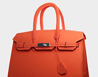 Paper Hermes Birkin Bag