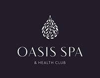 Oasis Spa   Logomark