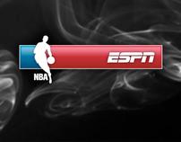 ESPN Basketball Branding