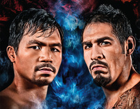 Pacquiao vs. Margarito Key Art