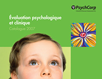 Harcourt / PsychCorp Catalog Covers