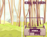 Kill Screen Magazine Cover - Issue 7