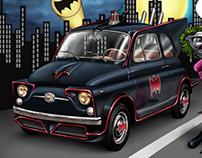 """Batmobile 500"" (2012)"