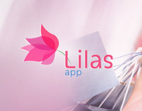 Lilas app / design for startup project