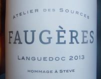 Atelier des Sources wine brand