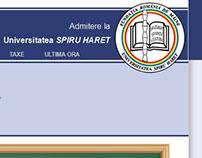 Admitere 2012 - Universitatea Spiru Haret