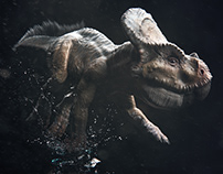 Protoceratops // textured version