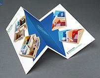 Triptico Informativo Sergio Briones Inmobiliaria