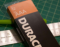 Duracell Packaging