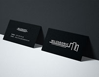 Milos Doric - Branding and Logo Design