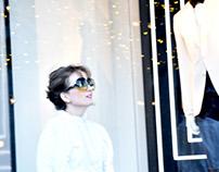Vintage Fantasy - LA Fashion Snob Blogger Photoshoot