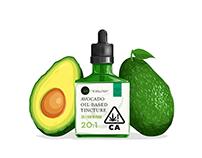 GR Avocado Tincture - Promo illustrations