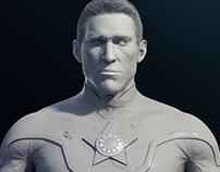 Hero sculpts
