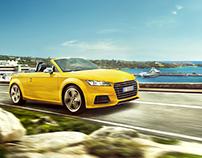Audi - Costa Smeralda