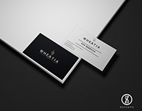 Whitea Beauty Clinic Business Card
