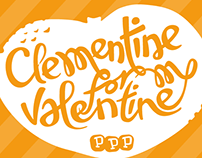 PPP Clementine for my Valentine