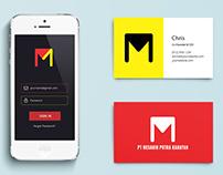 Mesanih - Brand Design