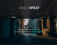 Jared Wray Homepage