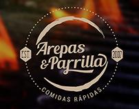 Arepas & Parrilla
