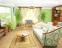 ArchViz interior