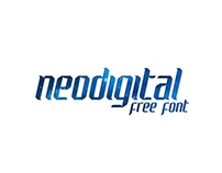 Neodigital Free Font