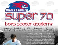 UMass Lowell Super 70 Camp