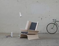 ELS C1, modular chair