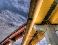 Overpass HDR project #1