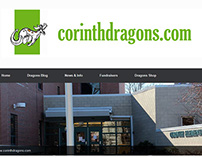 Corinth Elementary Website and Social