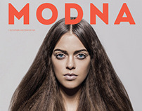 Modna Magazine May 2013 cover
