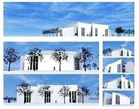 Cultural center in Vrbas