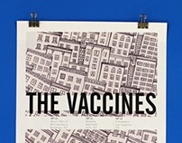 The Vaccines Poster
