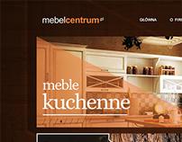 MebelCentrum.pl - site redesign