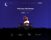 Dating website exploration