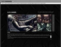 h.r. giger website