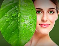 beauty content website for unilever