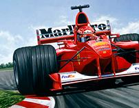 Schumacher Times Seven