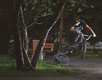 BMX photo session