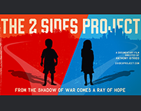 The 2 Sides Project Poster