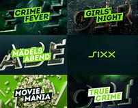 Sixx Channel Rebrand