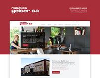 Meubles Geiser SA - Shop en ligne