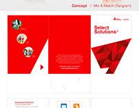 Avery Dennison Corporate Folder